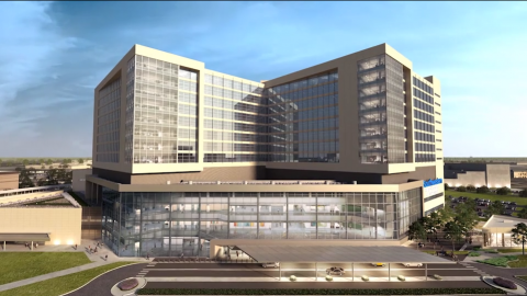 William P  Clements Jr  University Hospital: Life@ Videos