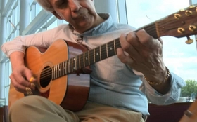 Healing Chords: Ben Tavera King