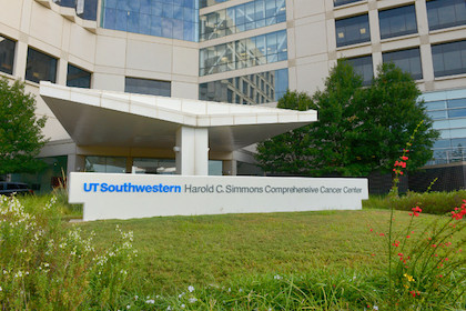 $18.4 million in state funding to enhance Simmons Cancer Center research