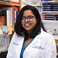 Graduate School student awarded prestigious research fellowship by HHMI