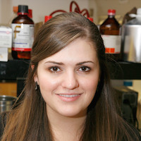 Organic Chemistry standout receives dean's award