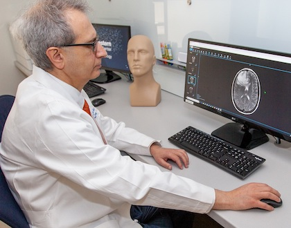 AI may help brain cancer patients avoid biopsy