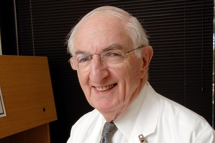 Dr. Eugene P. Frenkel, pioneering oncologist who led UT Southwestern's Division of Hematology and Oncology for 30 years, dies