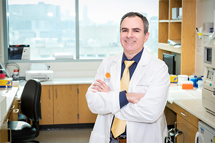 Cancer metabolism researcher Ralph DeBerardinis elected to the National Academy of Medicine
