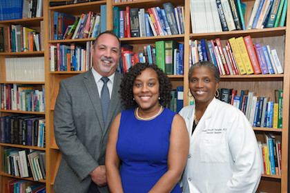 Physician Assistant Program receives national diversity award
