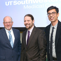 PRC honors Reese, Sarma, who 'hold great promise for advancing human health through research'