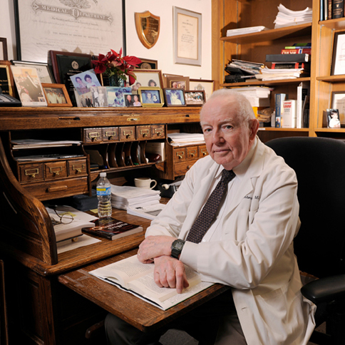 In Memorium: Surgery Remembers Dr. Robert N. McClelland