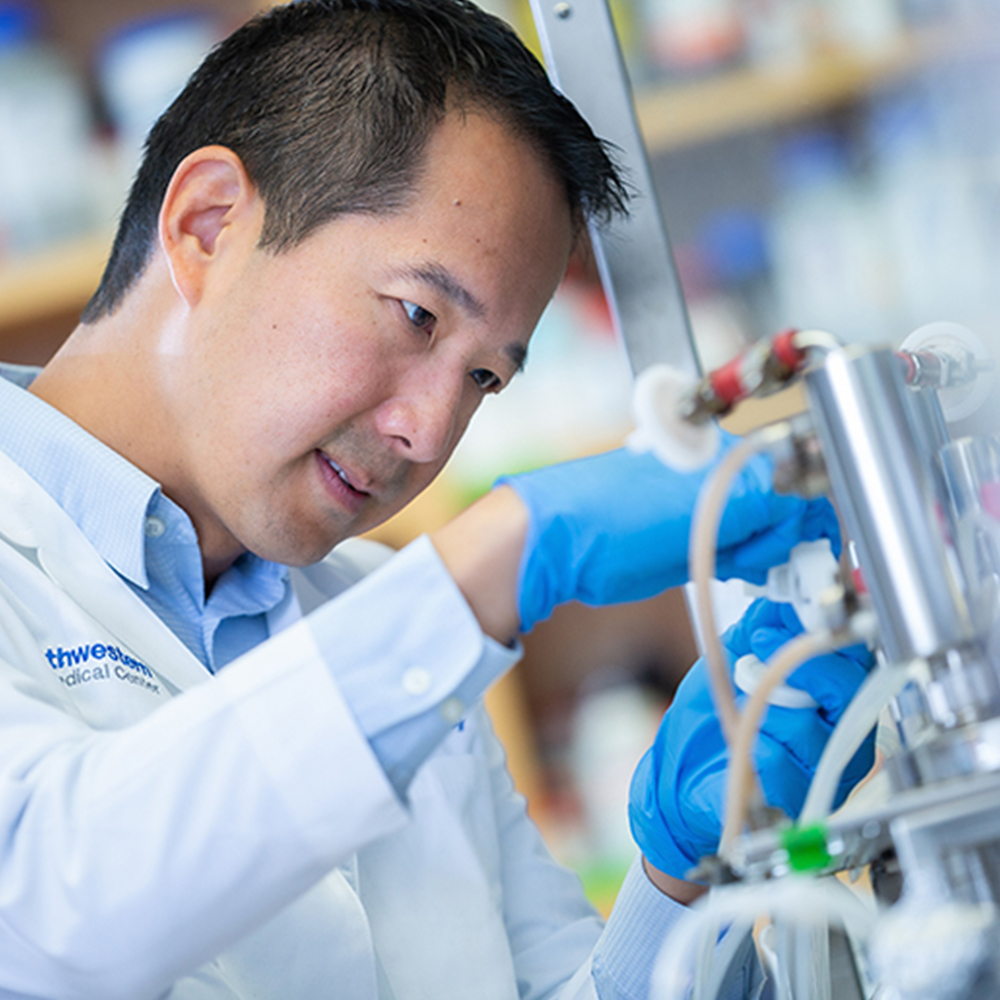 Biochemist Benjamin Tu honored with O'Donnell Award from TAMEST