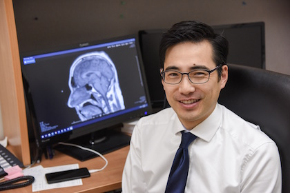 Hong named THR Clinical Scholar to fuel research to improve health care, control costs