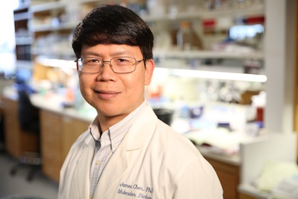 UT Southwestern researcher wins Breakthrough Prize for innate immunity discovery