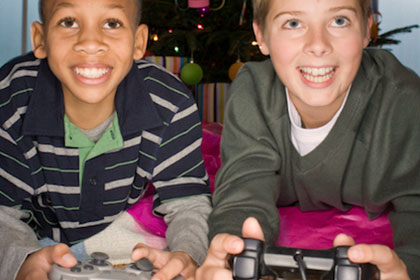 Inappropriate toys, video games can be harmful