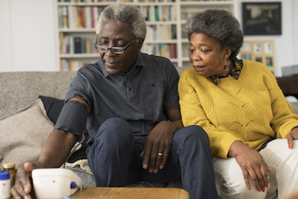 At-home blood pressure tests more accurate for African Americans