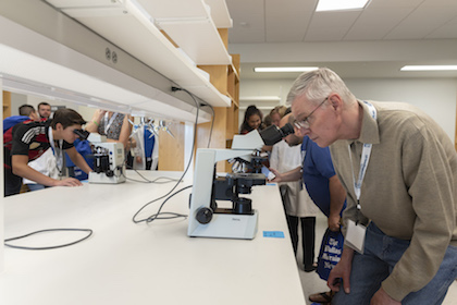Science in the City event opens brain lab doors to the public