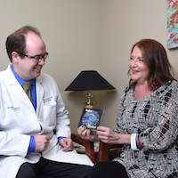 UT Southwestern's first heart-liver transplant saves life of singer diagnosed with rare genetic metabolic disease