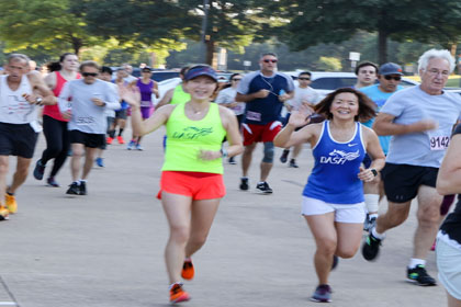 Annual charity 5K benefits pediatric kidney cancer research