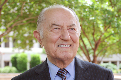 Dr. Donald W. Seldin, 'intellectual father' of UT Southwestern, dies at 97
