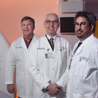 UTSW first in Texas to premiere latest Gamma Knife Icon technology