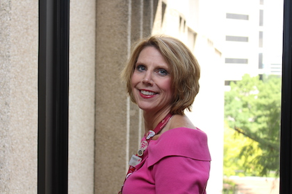 Breast cancer journey turns employee into advocate
