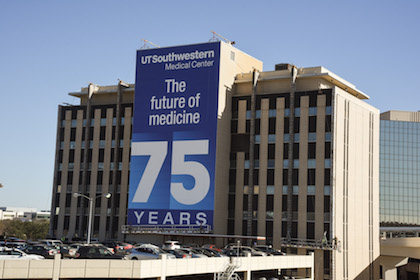 UT Southwestern kicks off 75th anniversary