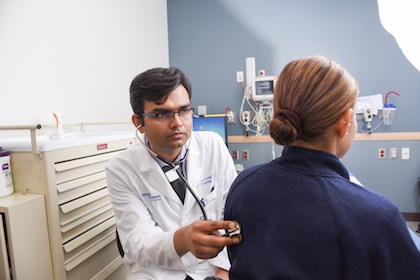 Dr. Ambarish Pandey selected Texas Health Resources Clinical Scholar