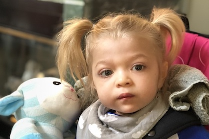 Willow's strength: Parents work with UTSW to save daughter from deadly metabolic disease