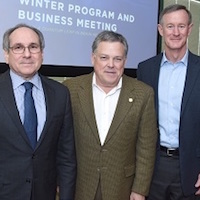 UTSW hosts Chancellor's 'Leading the Brain Health Revolution' event