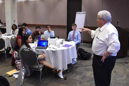 Quality Improvement Boot Camp teaches medical students problem-solving skills