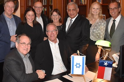 Wiessman gift to UTSW expands partnership with Israeli medical center