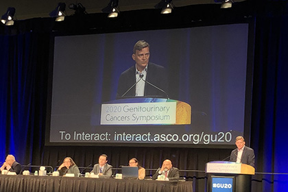 RADVAX clinical trial among pioneering research spotlighted at ASCO GU 2020