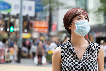 Surgical masks as good as respirators for flu and respiratory virus protection