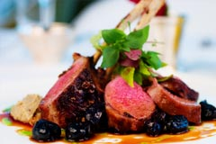 Picture of a lamb chop dish