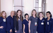 Georgia Smith, Marketing Coordinator, Department of Surgery: These are our incredible multi-disciplinary Surgery Clinic nurses!