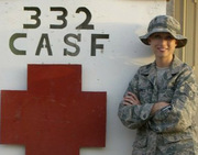 Kimberly Jones, Air Force<br />Office of Public Education and Continuing Medical Education