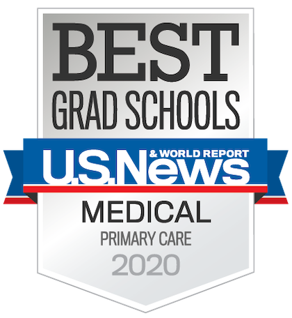 Best Grad Schools for Medical Primary Care by U.S. News