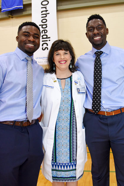 Texas STAR: Medical School Student Affairs - UT Southwestern