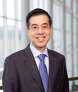 photo of Dr. Thomas J. Wang