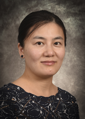 Dr. Jing Cao