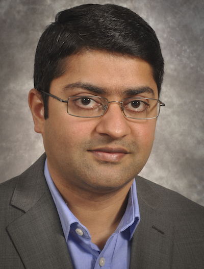 Dr. Ram Mani was awarded an R01 grant