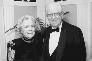 Mary Nell and Ralph Rogers