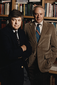 Michael Brown and Joseph Goldstein