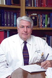 Robert Parkey – Profiles in Leadership: Department of