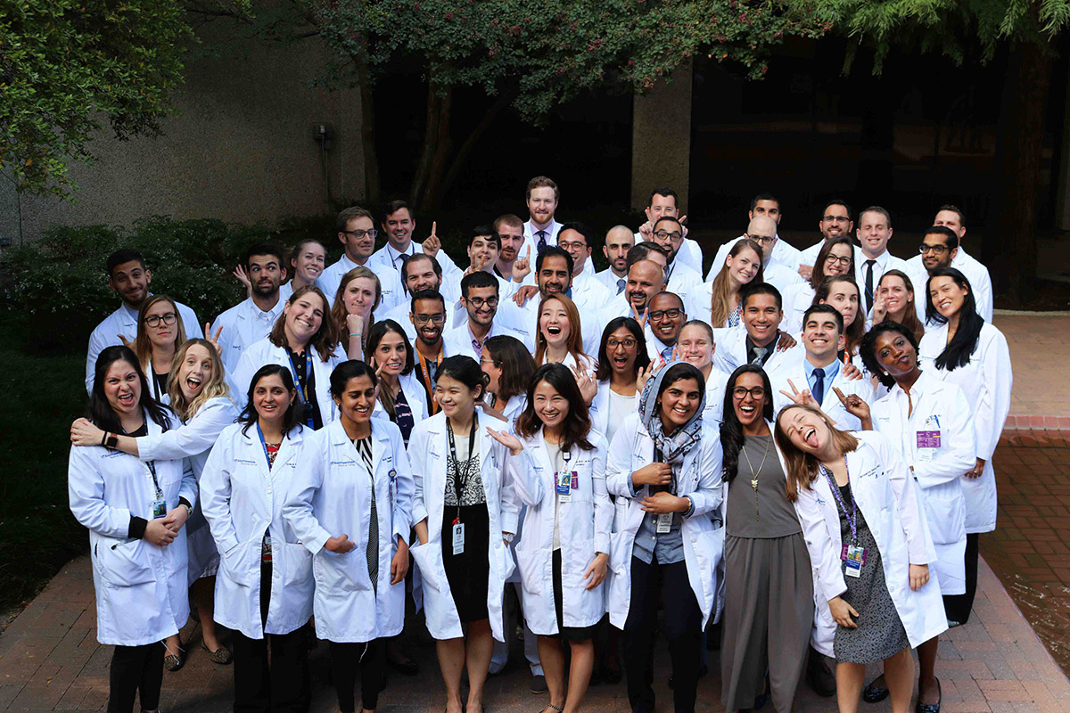 The 2017 Surgery Residents