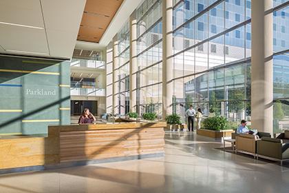 New Parkland Hospital Surgery Ut Southwestern Dallas Tx