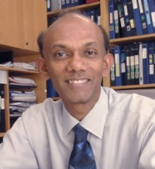 Mentor - Chandra Mohan, M.D., Ph.D.
