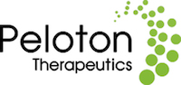 Peloton Therapeutics logo