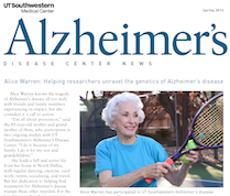Friends of Alzheimer's Spring 2016 Newsletter