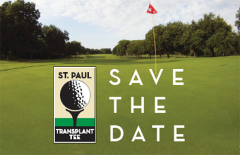 Transplant Tee Save the Date image