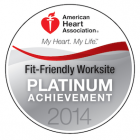 AHA Fit-Friendly Worksite