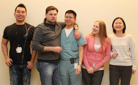 Neurology residents attend retreat: Neurology News - UT