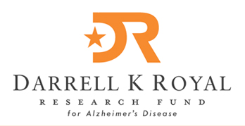 Darrell K Royal Research Fund Logo